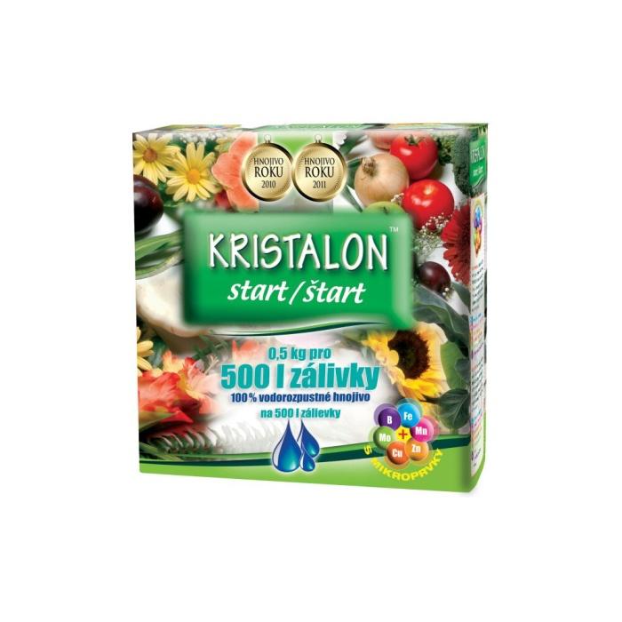 KRISTALON Start 0,5kg pro 500l zálivky