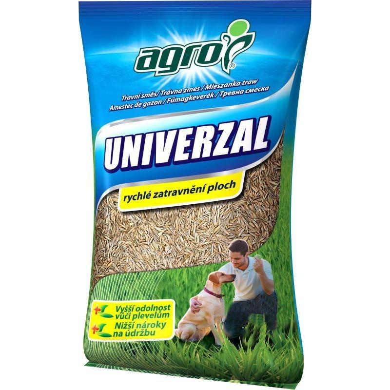 AGRO Travní směs UNIVERZÁL 0.5kg 25m2