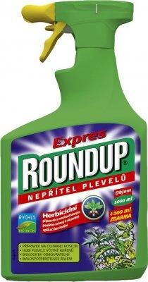 ROUNDUP Expres 1,2l s rozprašovačem