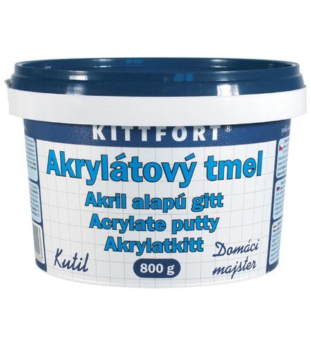 KITTFORT Tmel KUTIL akrylátový 800g