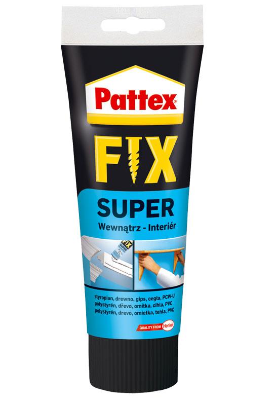 PATTEX Super fix 50g interiér