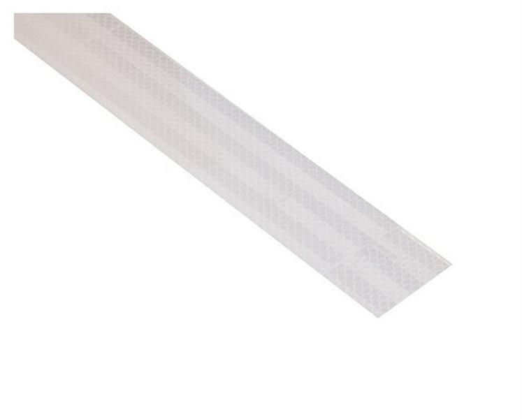 Reflexní páska samolepící 1m x 5cm bílá