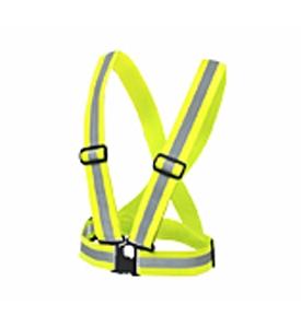 Reflexní vesta žlutá univerzální