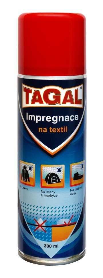 TAGAL Impregnace na textil a stany 300ml