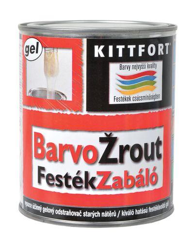 KITTFORT Barvožrout odstraňovač nátěrů 500g