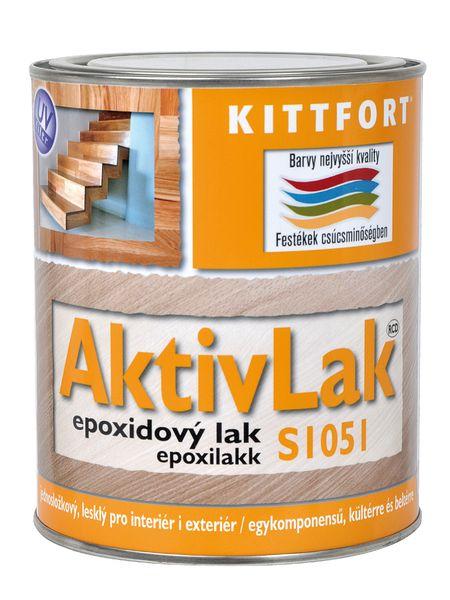 AKTIVLAK Epoxidový lak S1051 0,6l