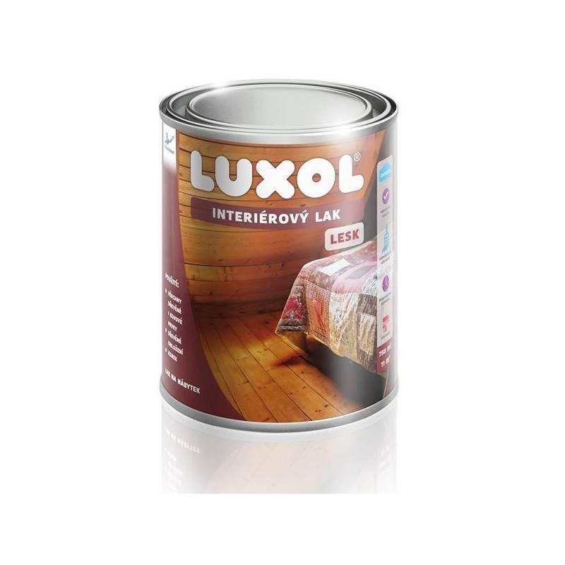 LUXOL Lak interiérový Lesk 0,75l