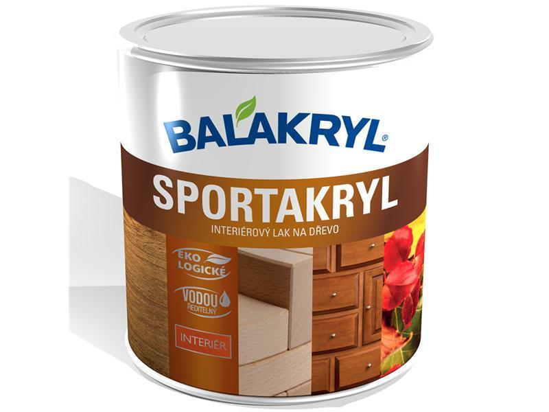 BALAKRYL SPORTAKRYL bezbarvý mat 0,7kg