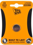 JCB CR2032 baterie 1ks